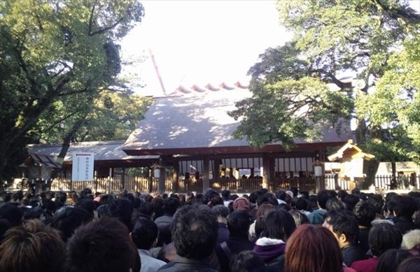 熱田神宮 LatteCube名古屋