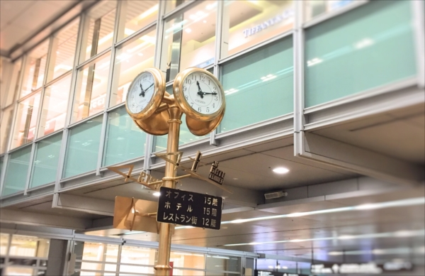 名古屋駅 金時計