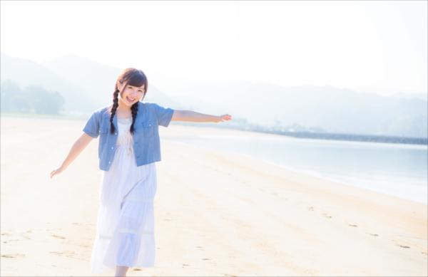 チャットレディ 白い浜辺 女の子